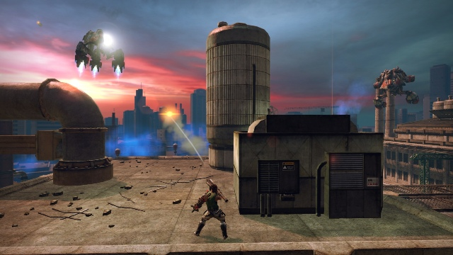 Download Bionic Commando PC Gameplay