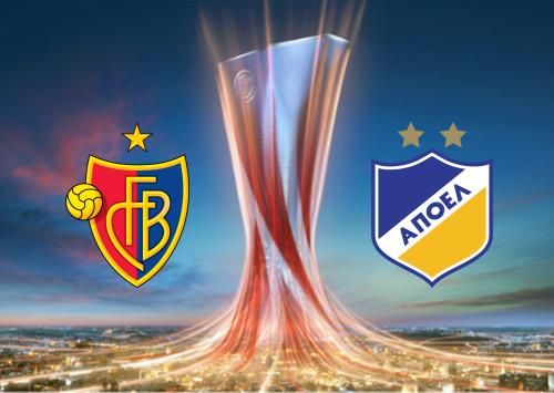 Basel vs APOEL -Highlights 27 February 2020