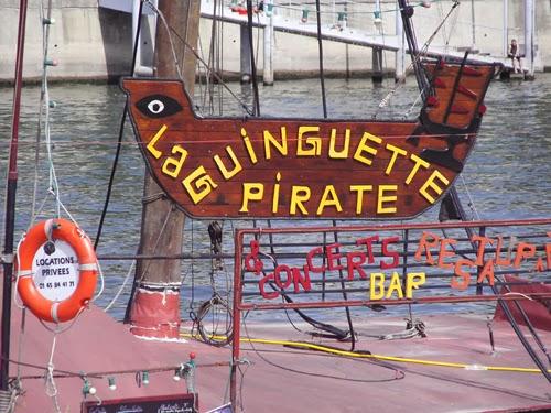 guinguette pirate