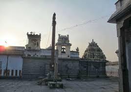 Vaikuntha Perumal Temple Maduramangalam Sriperumpudur