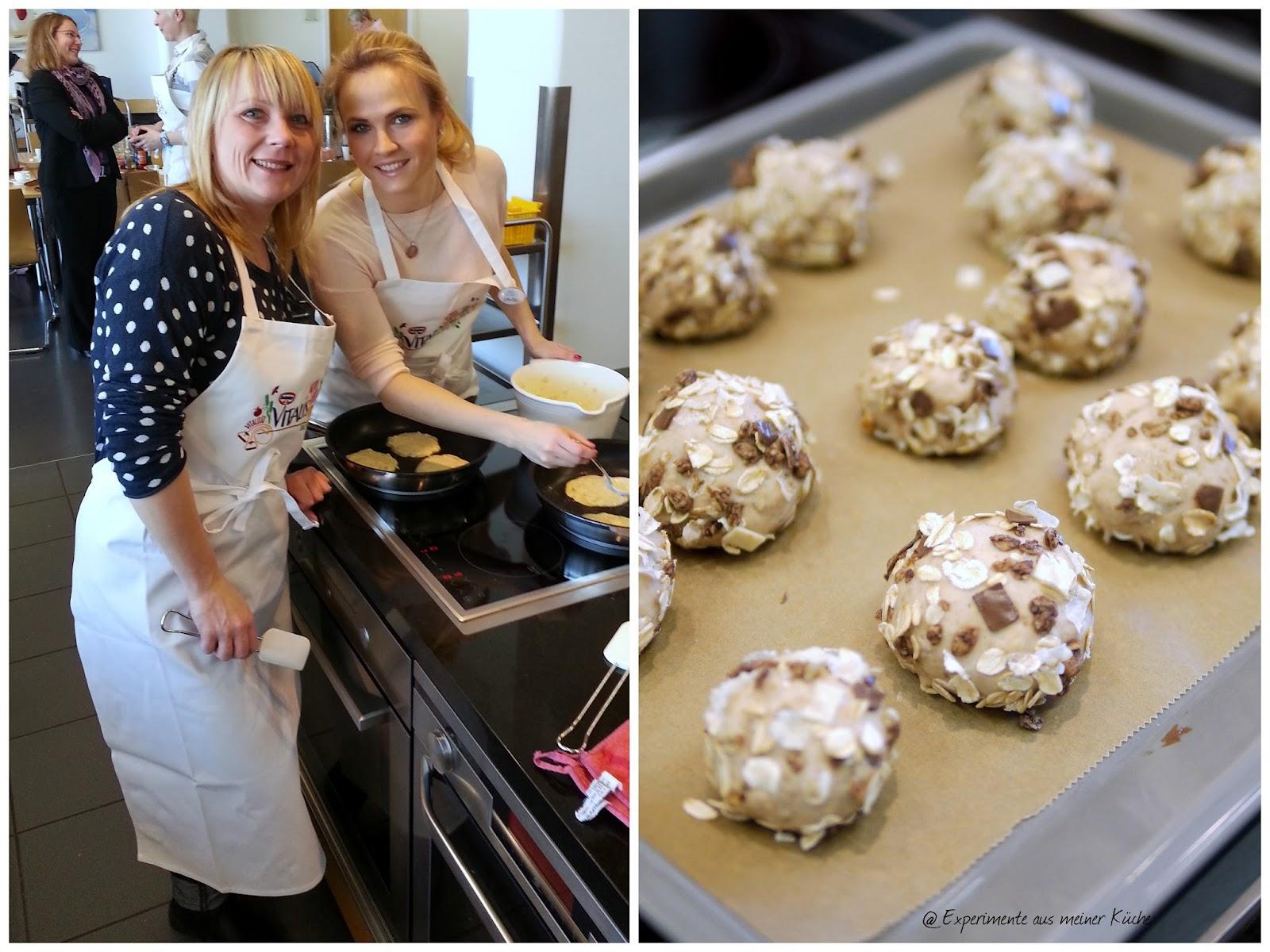 Experimente aus meiner Küche: Dr. Oetker Vitalis Bloggerworkshop