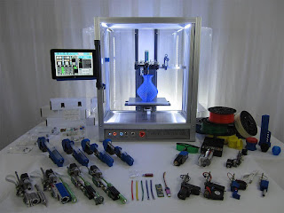 Materiales para imprimir en 3D