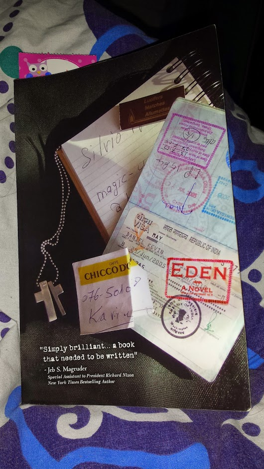 Eden - A novel with a lot of truth to it