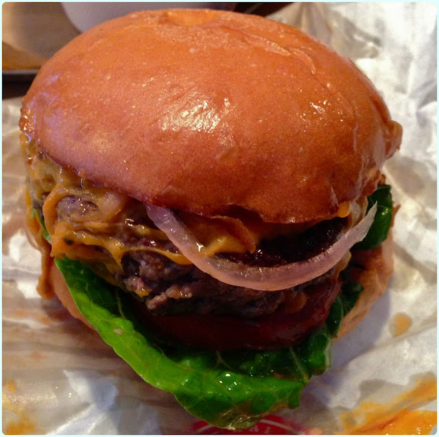 Patty & Bun, London - Burger