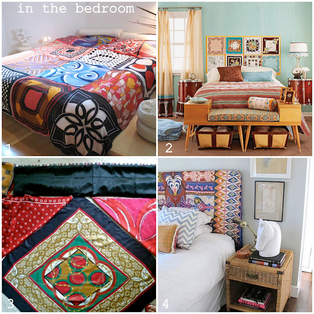 Diy Home Decor Bedroom Ideas: Inspiration And Realisation: DIY Fashion Blog: Scarf: Home