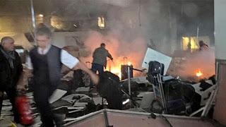 Primeras imágenes atentado Estambul 28 junio 2016