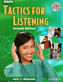 alt=Oxford-Basic-Tactics-For-Listening-Second-Edition-by-Jack-C-Richards