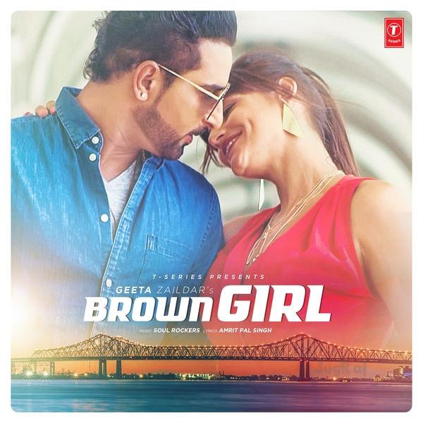 Brown Girl Geeta Zaildar new song
