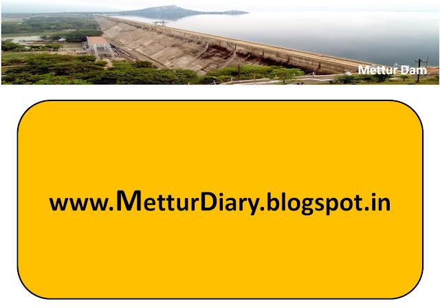 mettur dam images