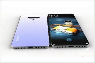 Huawei P40 Pro, Akhirnya Masuk Ke Indonesia;Huawei P40 Pro;