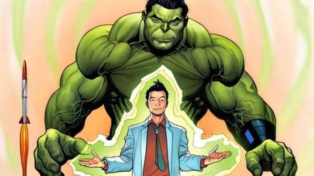 Hulk Amadeus Cho/Marvel/Reprodução