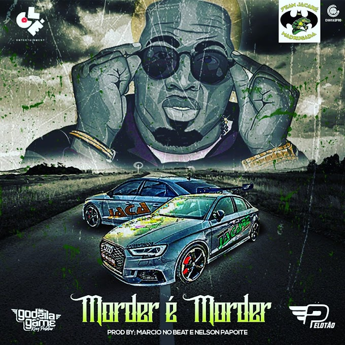 Godzila Do Game - Morder é Morder (Afro House) [Download]