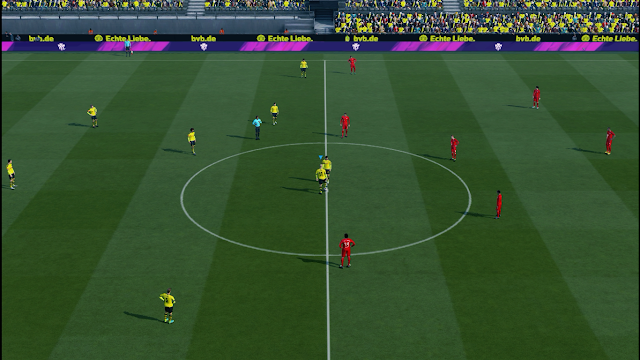 PES 2017 YRF Pitch V9 For All Patch
