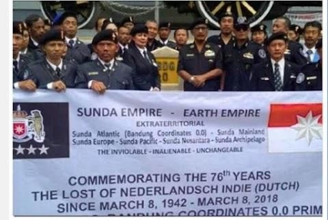 Pasca Sunda Empire Ada Kerajaan Warteg Bahagia