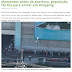 Cidadãos potiguares enfrentam filas em abertura de shoppings na cidade de Natal