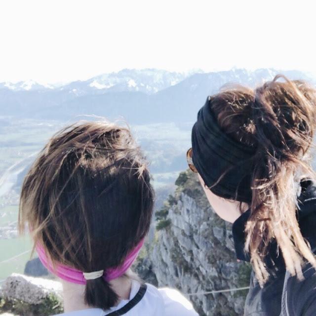Womens summer festival, tiroler zugspitz arena, sportwochenende, bergliebe, girlstrip