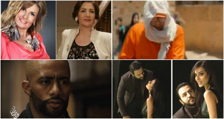 5 أخطاء كارثية وقع فيها مخرجوا مسلسلات رمضان 2016 تثير سخرية النشطاء
