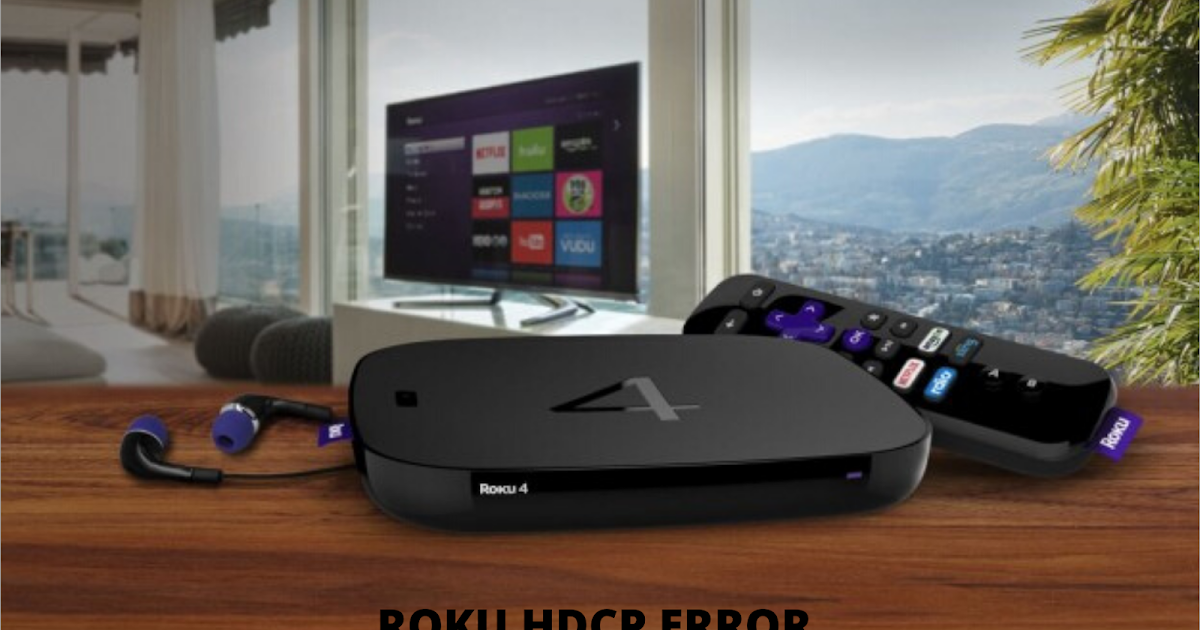 eBizcharter Services: What is Roku HDCP Error Code 020 and How Can You Fix It?