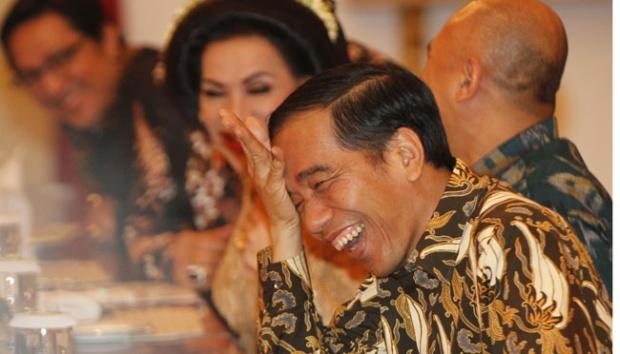Jokowi Klaim Gak Ada Kepala Negara Di Dunia Yang Seperti Dirinya