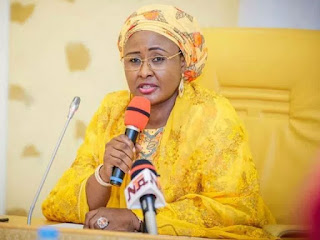 #SexForGrades: Aisha Buhari Wants Urgent Action To Address Sexual Harassment Against Students