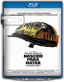 Nascido para Matar Torrent - BluRay Rip 720p Dublado