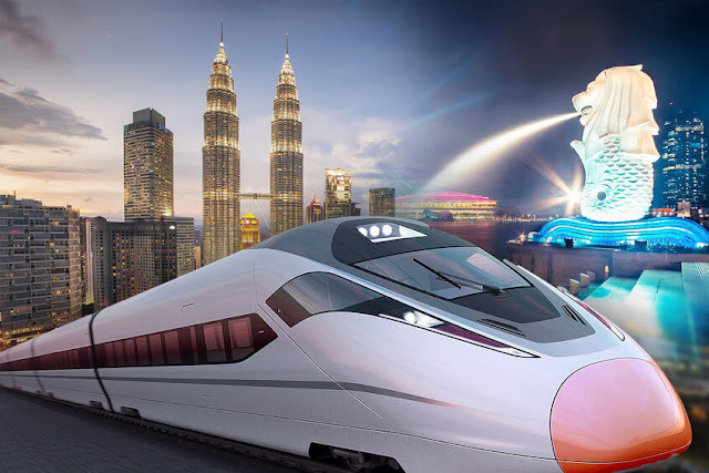 High Speed Rail (HSR) Malaysia and Singapore