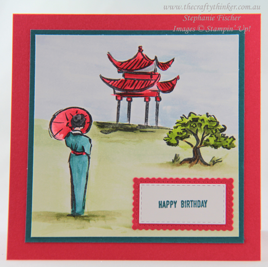 #thecraftythinker #stampinup #cardmaking #saleabration #powerofhope #sneakpeek , Sale-A-Bration, Power Of Hope, Japanese scene, Stampin' Up! Demonstrator, Stephanie Fischer, Sydney NSW