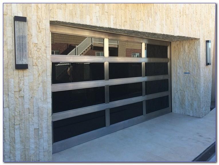 Garage Door Gl Window Inserts Home Car Tint