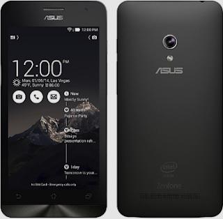 Cara Flash Asus Zenfone 5 (T00F/T00J) Bootloop Lengkap