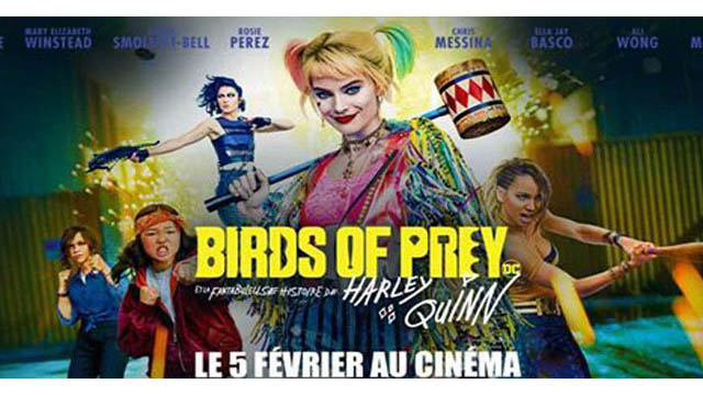 Birds of Prey (2020) Hindi Dubbed Movie 720p HD CamRip Download