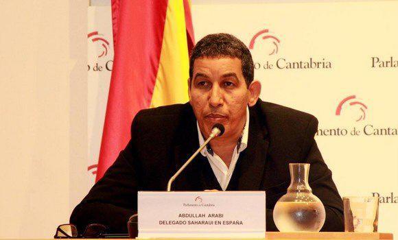 ممثل الجبهة بإسبانيا : الإحتلال المغربي يمارس ضغوطات على مدريد للإعتراف له بالسيادة الوهمية على الصحراء الغربية المحتلة