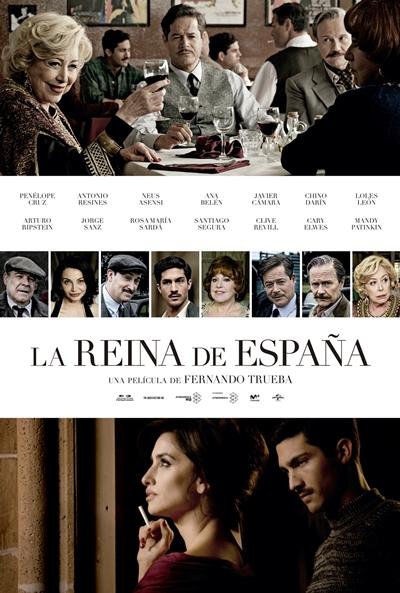 A Rainha da Espanha Dublado