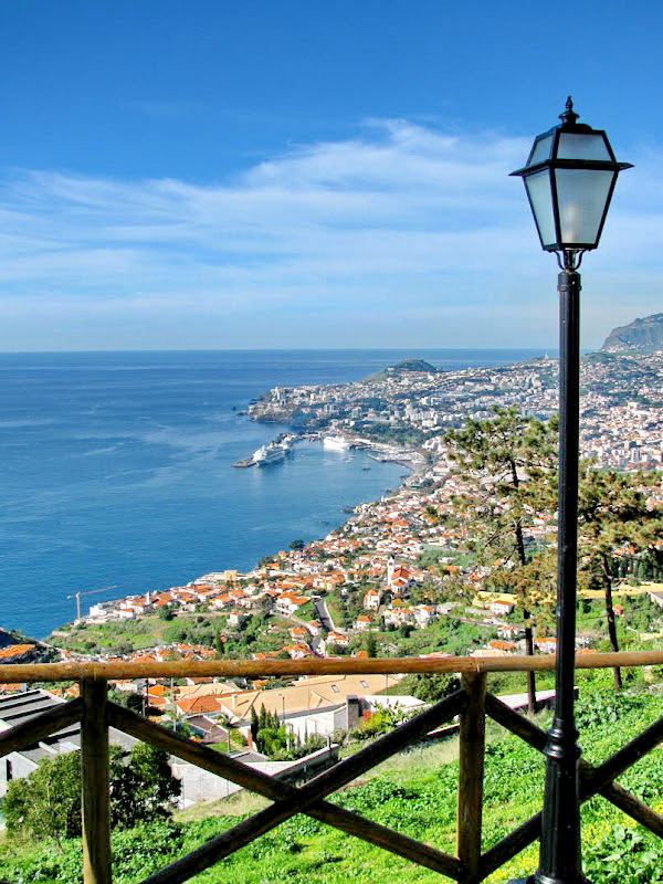 west side of Funchal