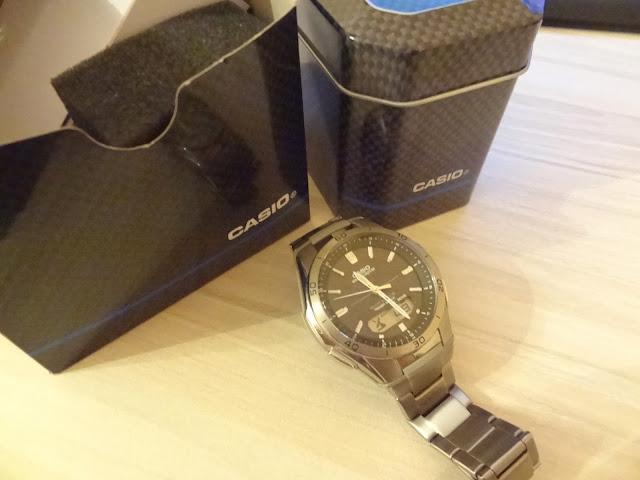 Casio WVA-M640TD-1AER watch