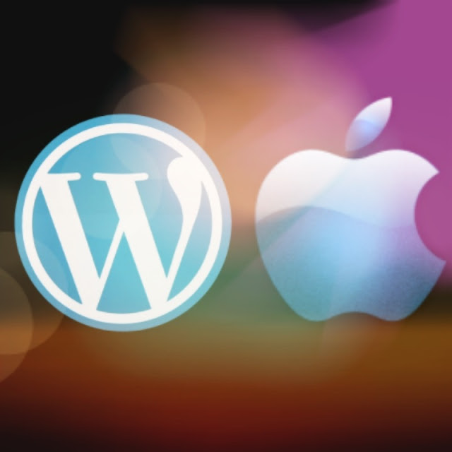 Apple company apologised to WordPress
