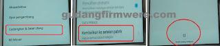 tutorial lupa email verifikasi xiaomi redmi 5a tanpa komputer