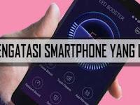 5 Cara untuk mengatasi smartphone yang lemot