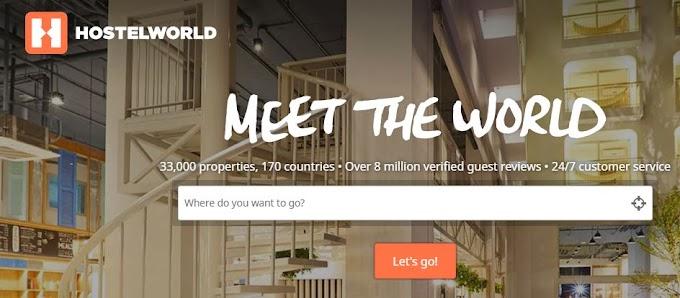 Mayo 2017: Hostel World viaja por el mundo de una manera cómoda