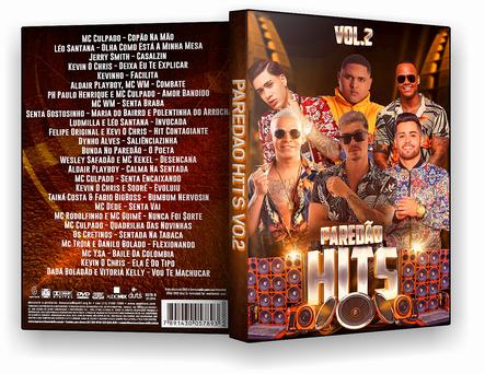 DVD - DVD PAREDÃO HITS - ISO
