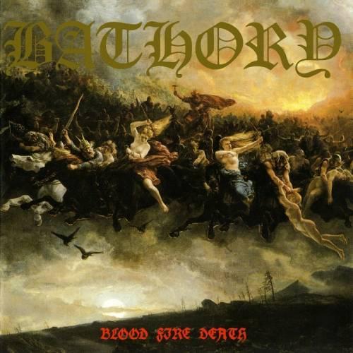 """Ο δίσκος των Bathory """"Blood Fire Death"""""""