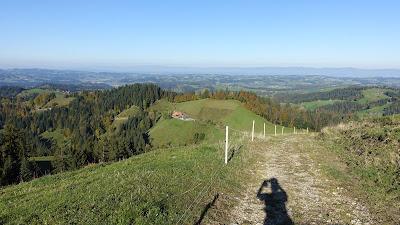 Rafrüti, 1180 m