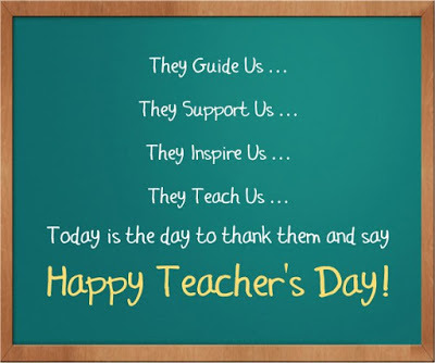 Teacher Day Wishes in English