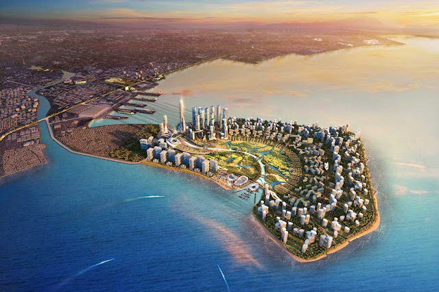 Futuristic New Manila City of Pearl Concept Video Left Netizens In Awe