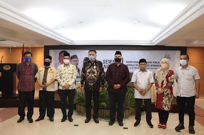 Didukung Pemuda Muhammadiyah Sulut,  Olly: Pertahankan Terus Semangat  Fastabiqul Khairat