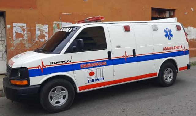 SECTOR PRIVADO DE AMBULANCIAS EN JAQUE POR LA FALTA DE COMBUSTIBLE