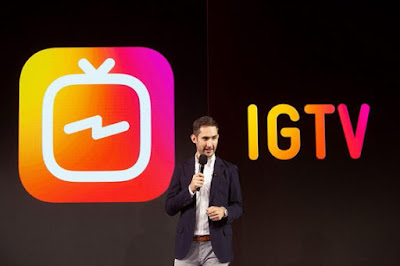 Instagram launches IGTV long-form video platform for creators