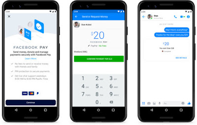 How To Make Payment With Facebook Pay