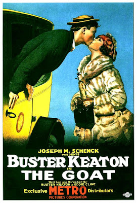 Póster El Chivo - Buster Keaton