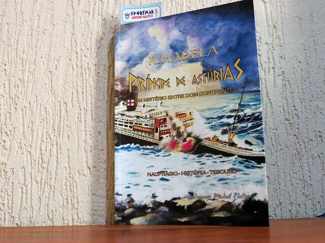 Príncipe de Astúrias - Um mistério entre dois continentes