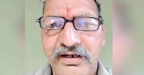 हमीरपुर: किसान आंदोलन में गया है बेटा, नाराज पिता ने संपत्ति से किया बेदखल